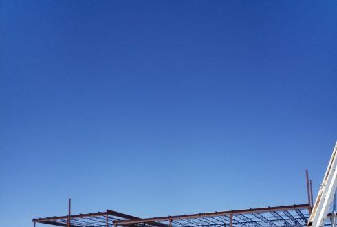 Quebec Plaza (Thornton) – Fabrication and Erection